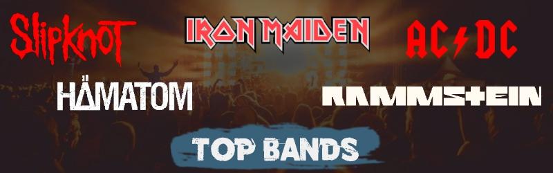 Top Bands