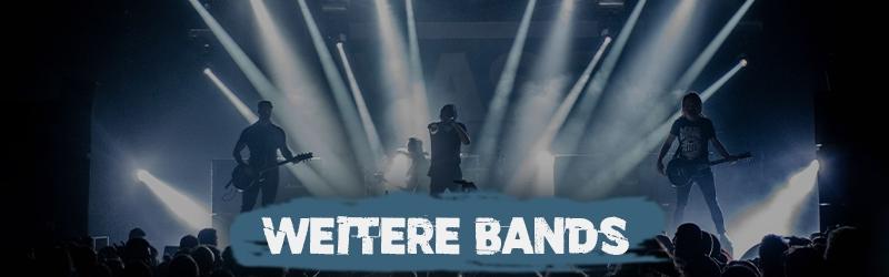 Weitere Bands