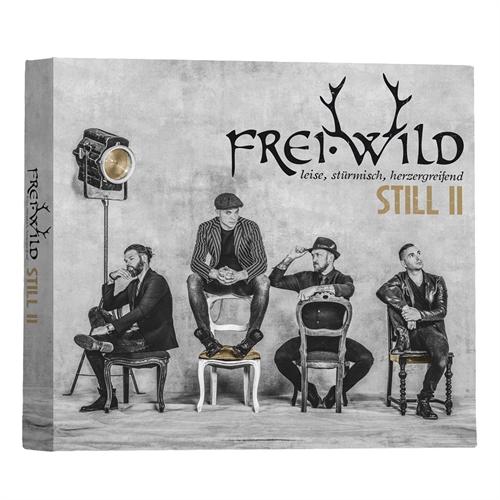 Frei.Wild – STILL II, Ecolbook (CD)