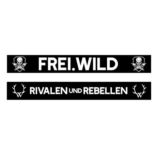 Frei.Wild - Rivalen und Rebellen, Fanschal