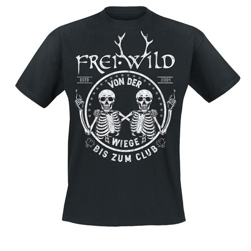 Frei.Wild - Von der Wiege, T-Shirt