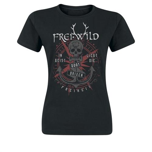Frei.Wild - Freiheit, Girl-Shirt
