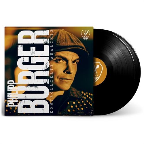Philipp Burger - Kontrollierte Anarchie, ltd. Doppel Vinyl