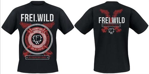 Frei.Wild - Truck Stadion, T-Shirt