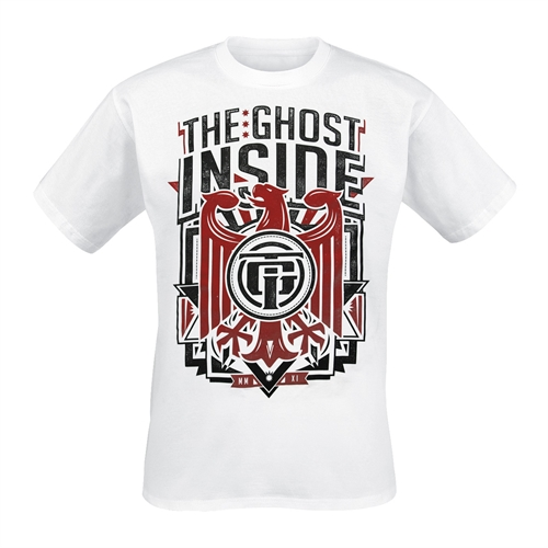 The Ghost Inside - Eagle Crest, T-Shirt