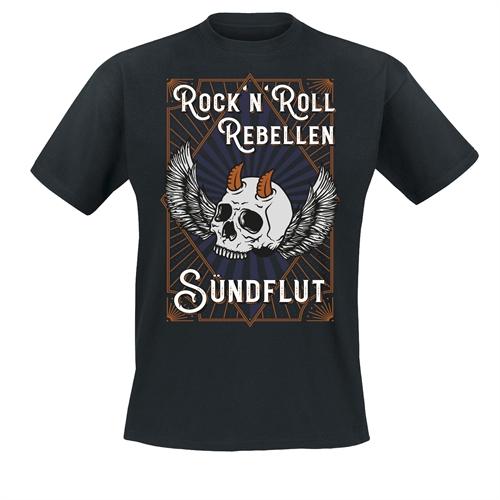 Sündflut - RocknRoll Rebellen, T-Shirt