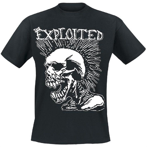 Exploited - Chaos Total, T-Shirt