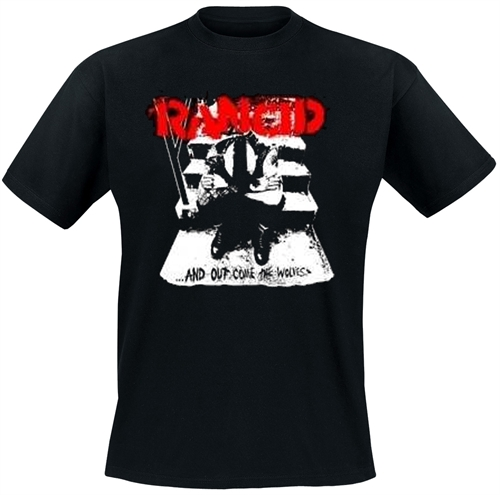 Rancid - And Out Come The Wolves, T-Shirt
