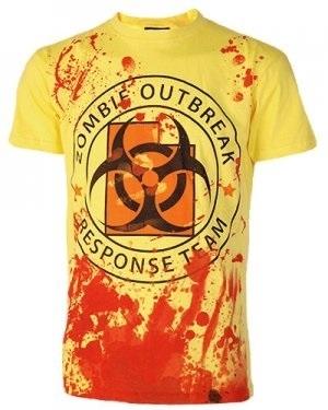 Darkside - Zombie Response Team, T-Shirt