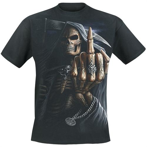 Spiral - Bone Finger, T-Shirt
