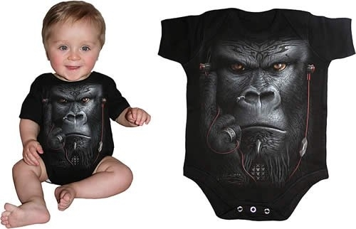 Spiral - Devolution Gorilla, Babybody