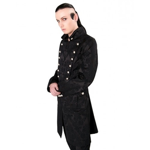 Aderlass - Admiral Coat Brocade, Mantel