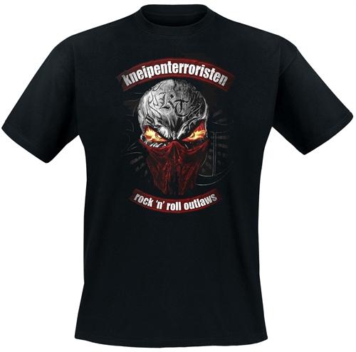 Kneipenterroristen - Geliebt 2013, T-Shirt