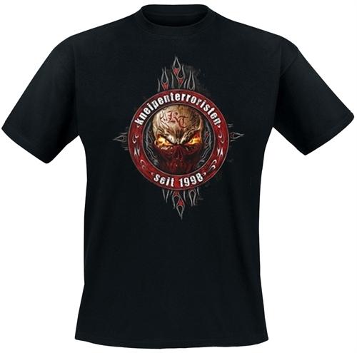 Kneipenterroristen - Heute Nacht wird..., T-Shirt