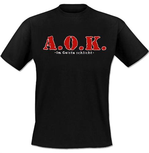 A.O.K. - Im Geiste Schlicht, T-Shirt