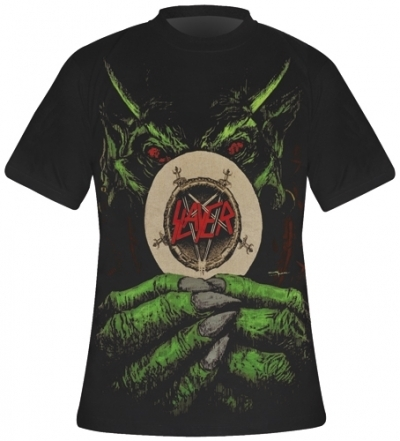 Slayer - Root of all Evil, T-Shirt