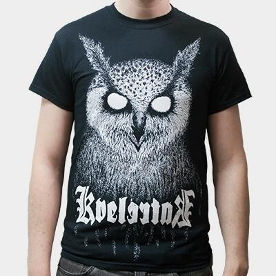 Kvelertak - Barlett Owl, T-Shirt