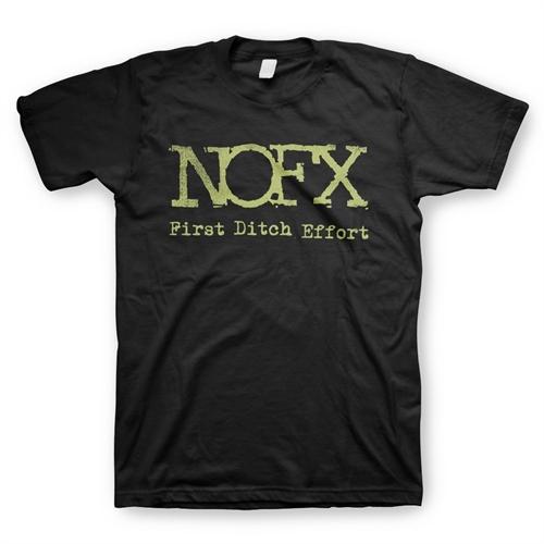 NOFX - First Ditch Effort, T-Shirt