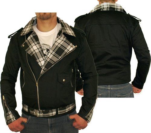 Nix Gut - Ramones Style, Jacke