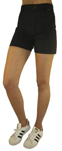 Nix Gut - Black, Frauenhotpants
