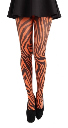 Pamela Mann - Zebra, Strumpfhose