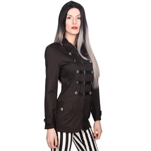 Black Pistol - Ladys Noble Jacket Denim, Jacke