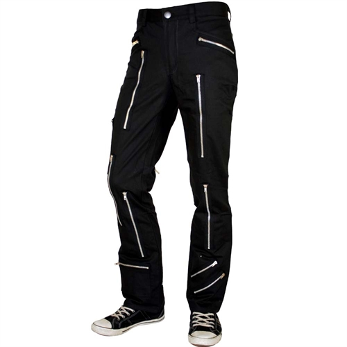 Nix Gut - Black Zip, Hose