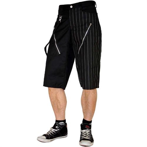 Nix Gut - Black Pinstripe, Short