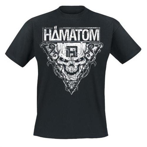 Hämatom - Skull, T-Shirt