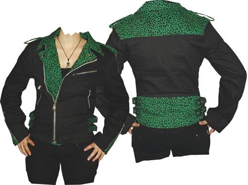 Nix Gut - Ramones Style, Frauenjacke