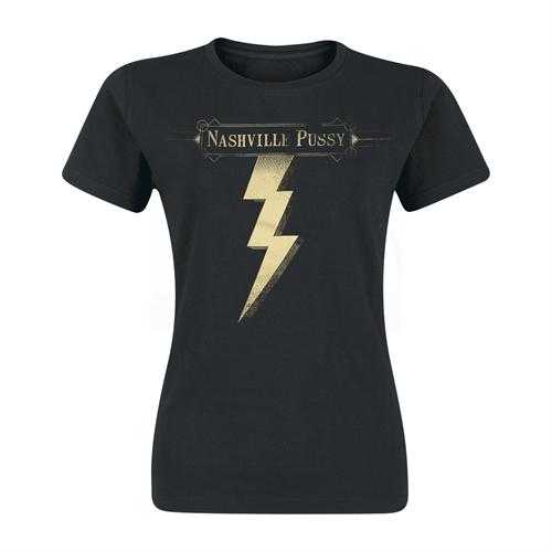 Nashville Pussy - Flash, Girl-Shirt