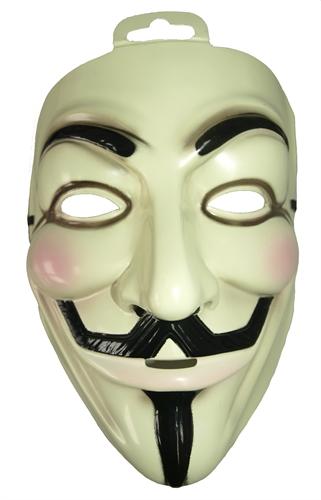 V for Vendetta / Anonymous Maske