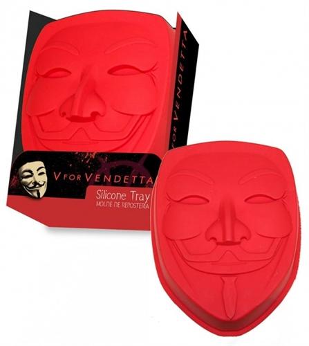 V for Vendetta - Silikonbackform