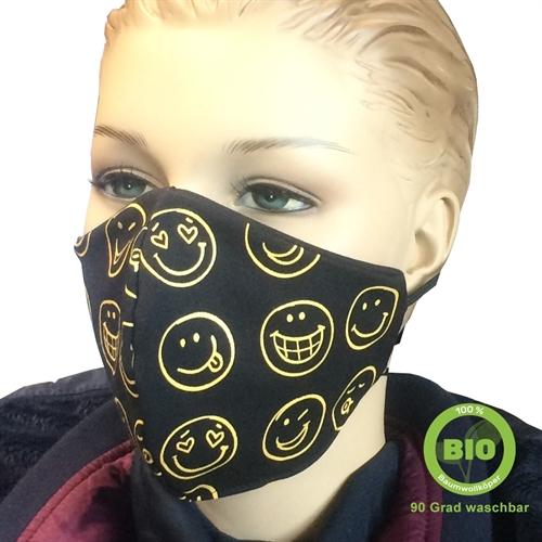 Gesichtsmaske - Smilies