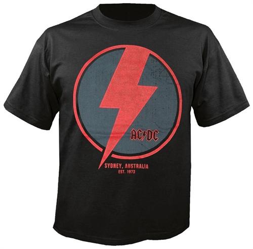 AC/DC - Sydney, T-Shirt