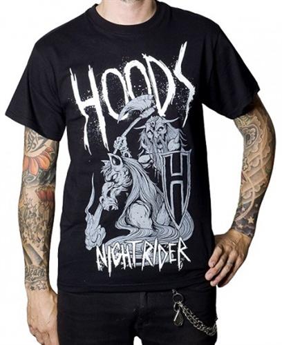 Hoods - Nightrider, T-Shirt
