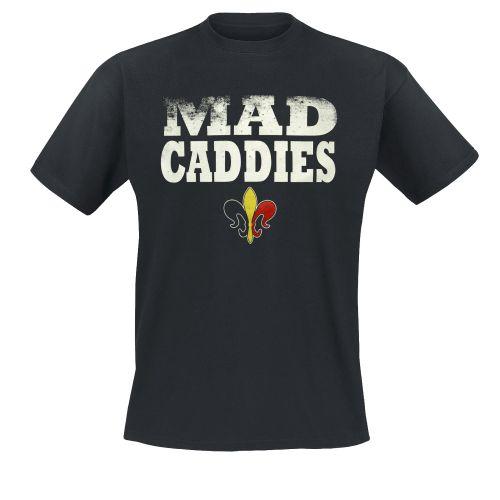 Mad Caddies - Faded Fleur, T-Shirt
