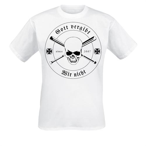 Tendenz - Gott vergibt, T-Shirt