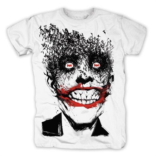 Justice League - Joker Smile, T-Shirt