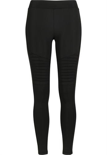 Ladies Tech Biker Leggings