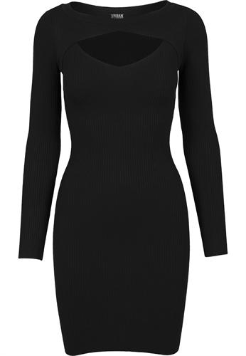 Urban Classics - Ladies Cut Out Dress, Kleid