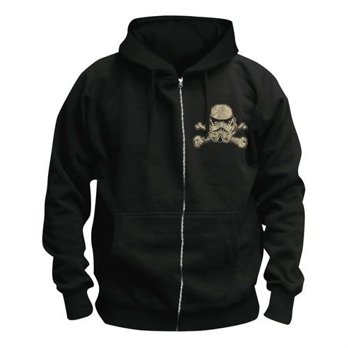 Star Wars - Trooper Skull, Kapuzenjacke