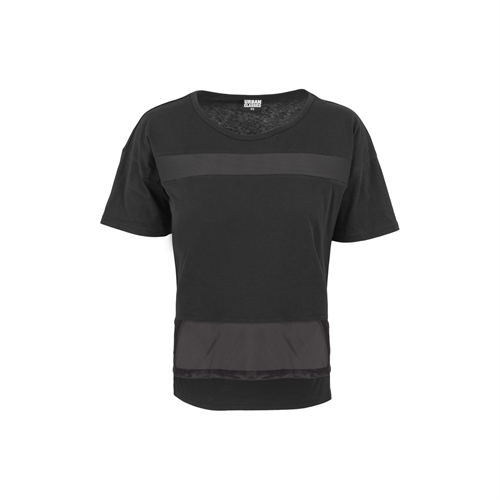 Urban Classics - Tech Mesh Tee, Girl Shirt