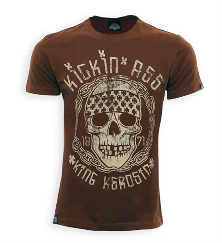King Kerosin - Kickin Ass, T-Shirt