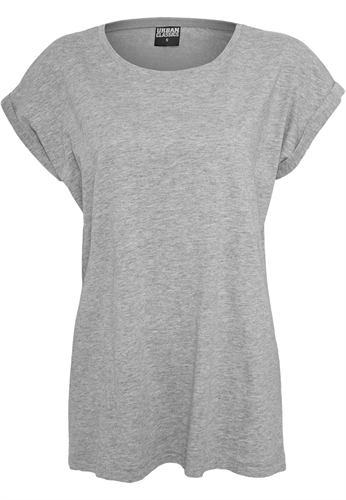 Urban Classics - Ladies Extended Shoulder Tee
