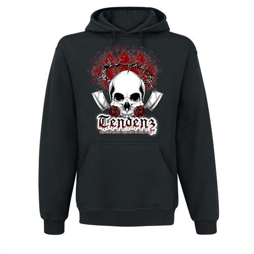 Tendenz - Skull, Kapuzenpulli
