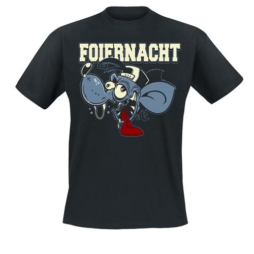 Foiernacht - Ratte, T-Shirt
