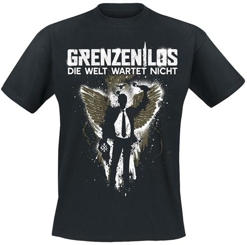 Grenzen|Los - Die Welt wartet nicht, T-Shirt