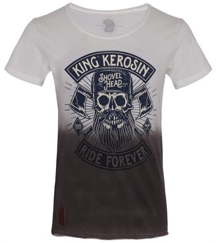 King Kerosin - Lumberjack, T-Shirt schwarz