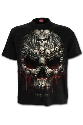 Spiral - Death Bones, T-Shirt